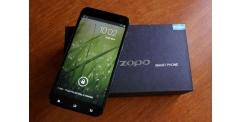 Zopo ZP998 - výměna LCD displeje a dotykového sklíčka