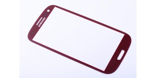 Samsung i9300 Galaxy S3 - výměna pouze předního sklíčka