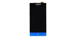 HTC 8S Black Blue - výměna LCD displeje a dotykové plochy