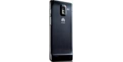 Huawei Ascend P1 - kryt baterie (černý)