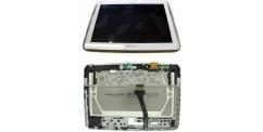 Samsung N8000/N8010 Note 10.1 White - výměna předního krytu, LCD displeje a dotykového sklíčka