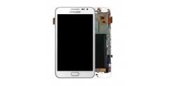 Samsung Galaxy Note N7000 - výměna dotykového sklíčka a LCD displeje