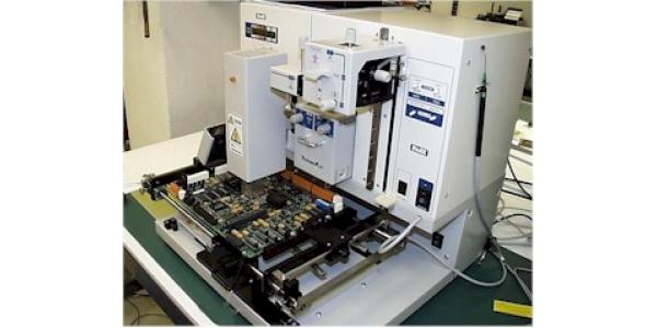 Oprava notebooku - Oprava vadného chipu grafické karty