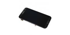 Samsung Galaxy Note2 N7100 - výměna dotykového sklíčka a LCD displeje s předním krytem
