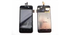 ZTE Atlas LCD + dotyk černý - výměna LCD displeje a dotykového sklíčka
