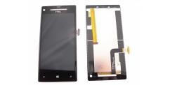 HTC 8X - výměna LCD displeje a dotykového sklíčka