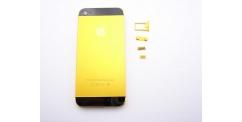 iPhone 5 zadní kryt se středem color - výměna zadního krytu