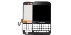 Blackberry Q5 - výměna předního krytu, LCD displeje a dotykové plochy