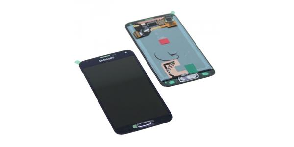 Samsung Galaxy S5 G900 - výměna LCD displeje a dotykového sklíčka