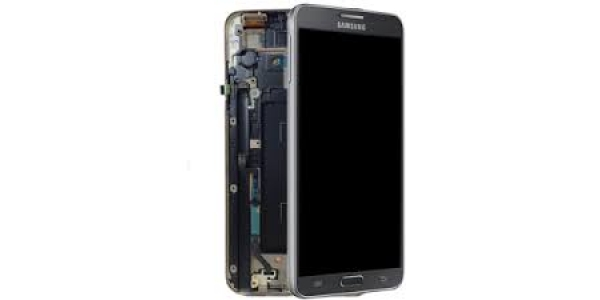 Samsung Note 3 NEO N7505 - výměna LCD displeje, dotykového sklíčka a rámečku