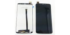 ALCATEL OT-8020D - výměna LCD displeje a dotykového sklíčka