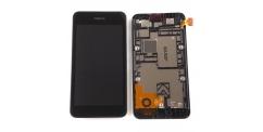 Nokia Lumia 530 - výměna předního krytu, LCD displeje a dotykového sklíčka