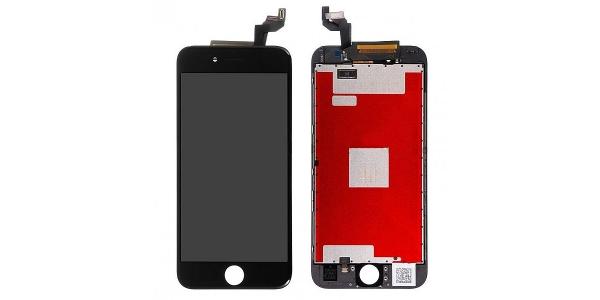 iPhone 6s - výměna lcd displeje a dotykového sklíčka