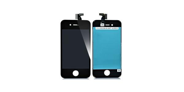 iPhone 4G - výměna LCD displeje a dotykového sklíčka