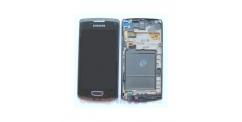 Samsung Wave III S8600 - výměna předního krytu, LCD displeje a dotykového sklíčka