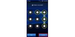 Odblokování bezpečnostního kódu na telefonu Sony