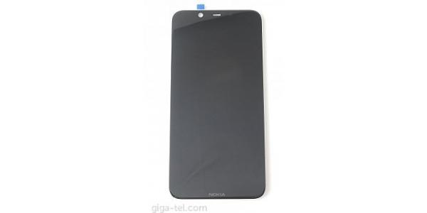 Nokia 8.1 - výměna LCD displeje a dotykového sklíčka